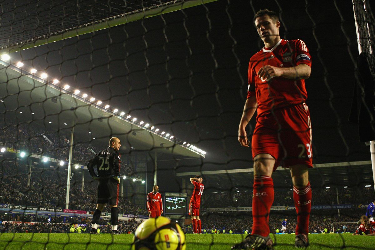 Everton v Liverpool - FA Cup 4th Round Replay