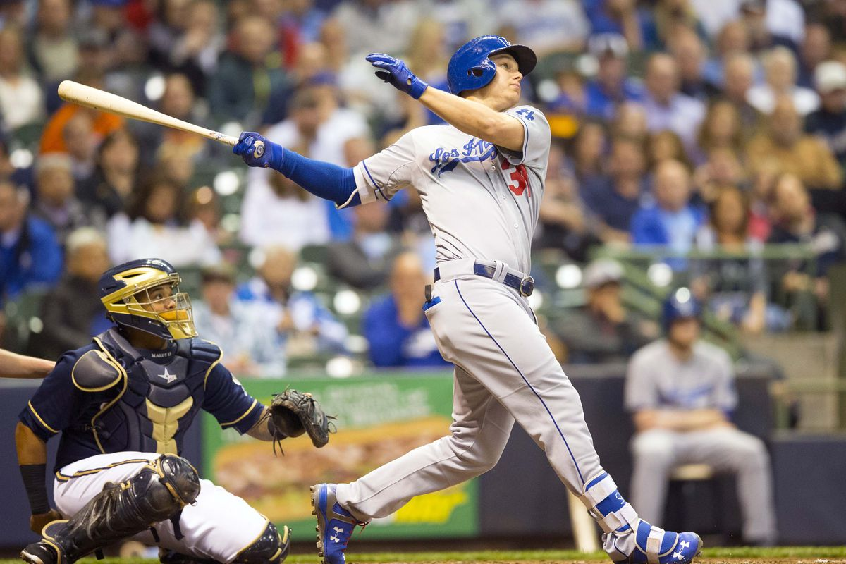 Joc Pederson hit two home runs in Dodger loss