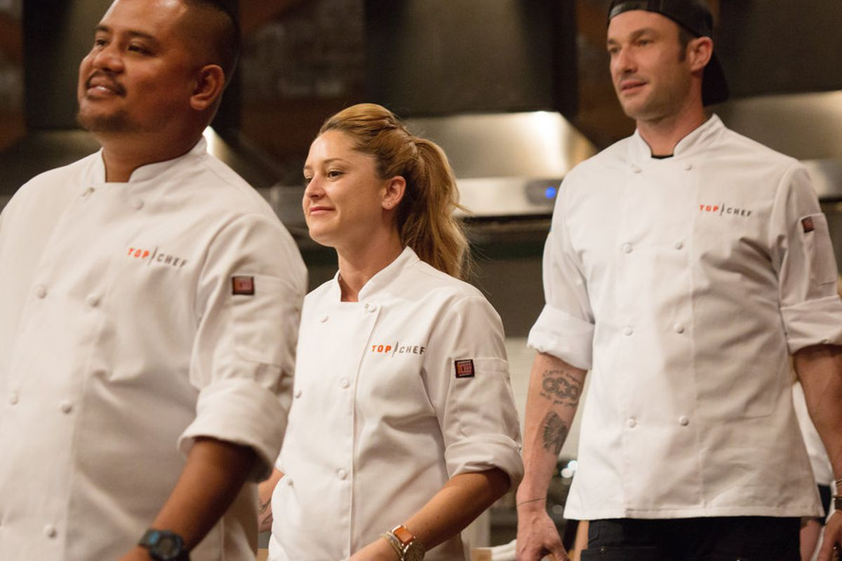 Top Chef: 'Top Chef' Recap: Gluttons For Punishment