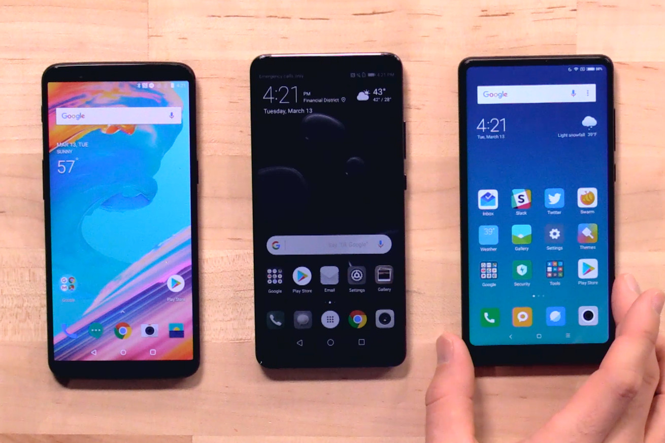 what three of the biggest chinese smartphones do right and wrong