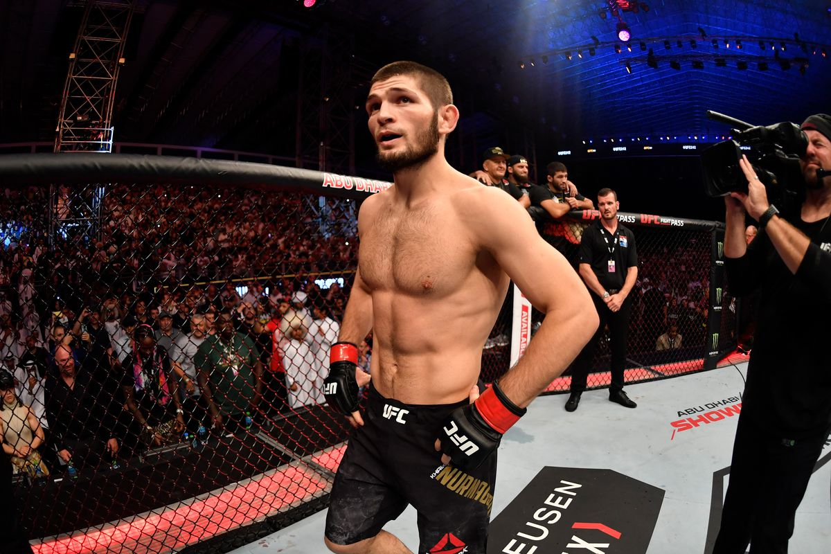 Khabib Nurmagomedov plans to retire from UFC in two or three years because staying undefeated is 'impossible'