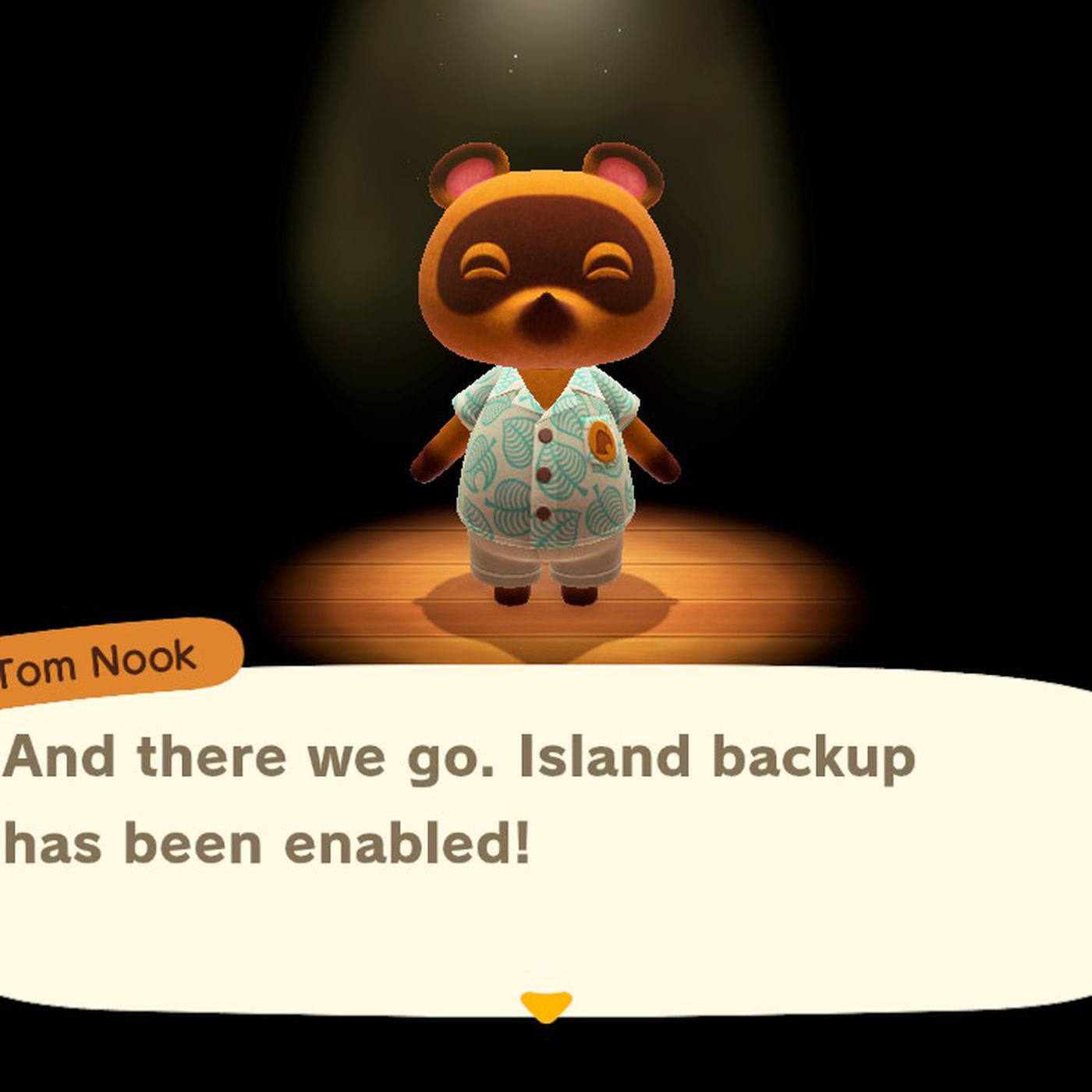 Animal Crossing New Horizons How To Back Up Your Island Polygon
