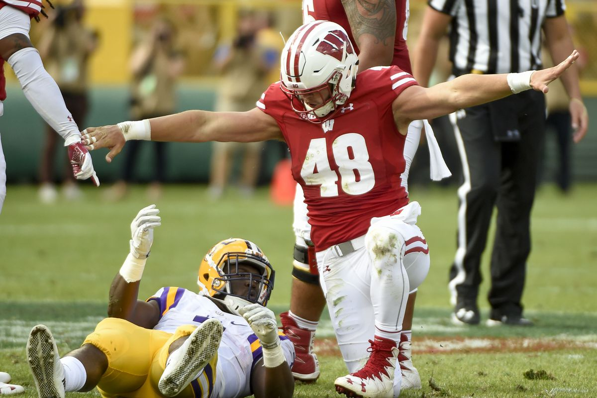573a67d3d Packers 2018 LB Draft Board Projection  Find quick off-ball LBs late or  after the draft