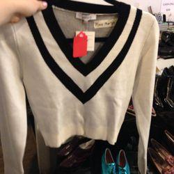 Sweater, $20