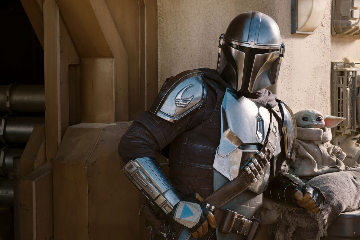 Fortnite Season 5 Adds Baby Yoda Mando From The Mandalorian Deseret News The mandalorian's baby yoda is a back bling cosmetic in fortnite, but you'll have to do some grinding in order to unlock him. fortnite season 5 adds baby yoda mando