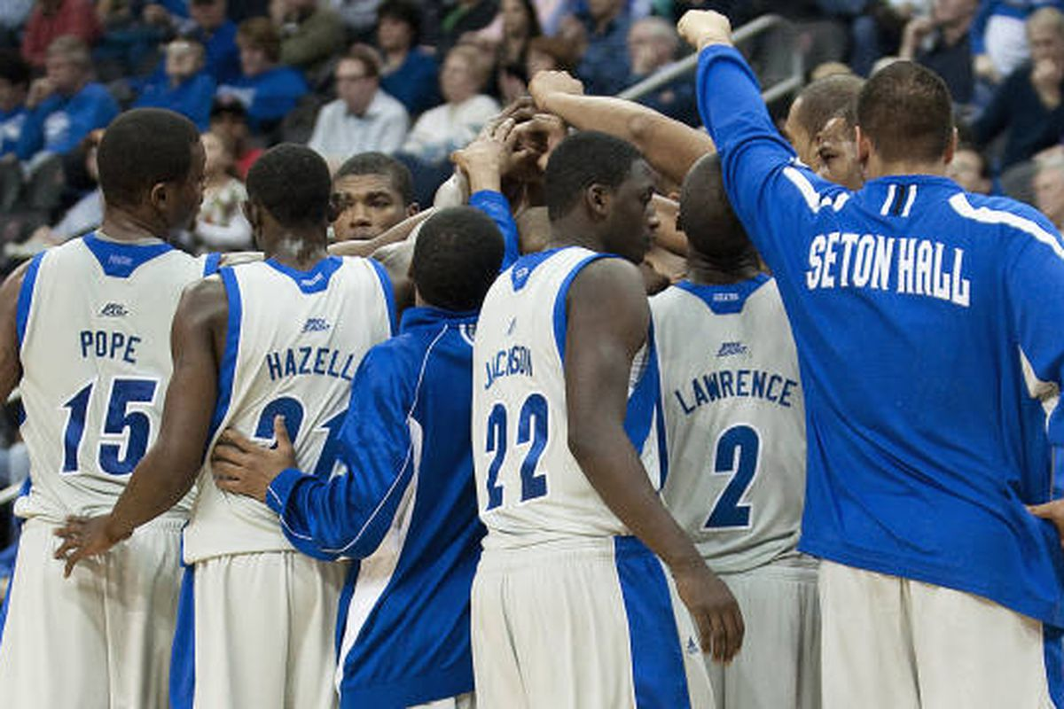 Seton Hall will play seven games at home, three at a neutral location and two true road games.