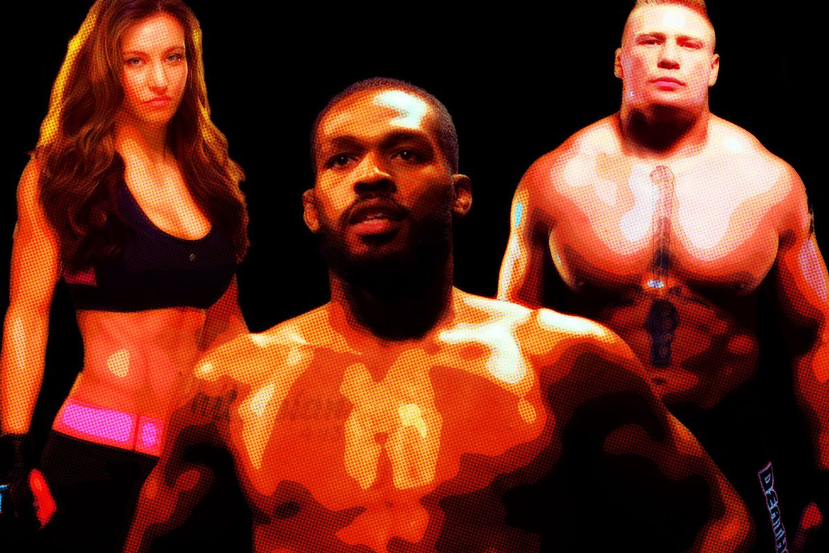 65a3f0b77a259 The Future of Cage Fighting Is Now - The Ringer