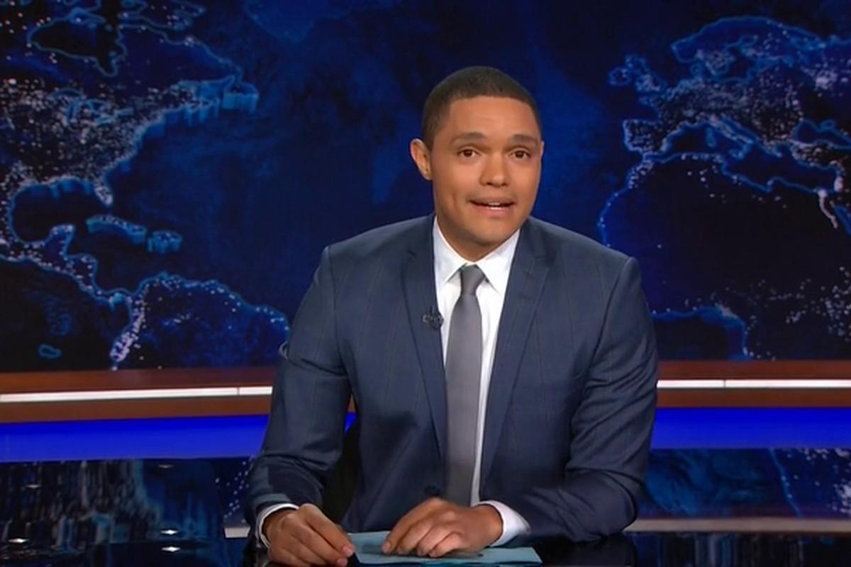 Trevor Noah, Daily Show host 3.0