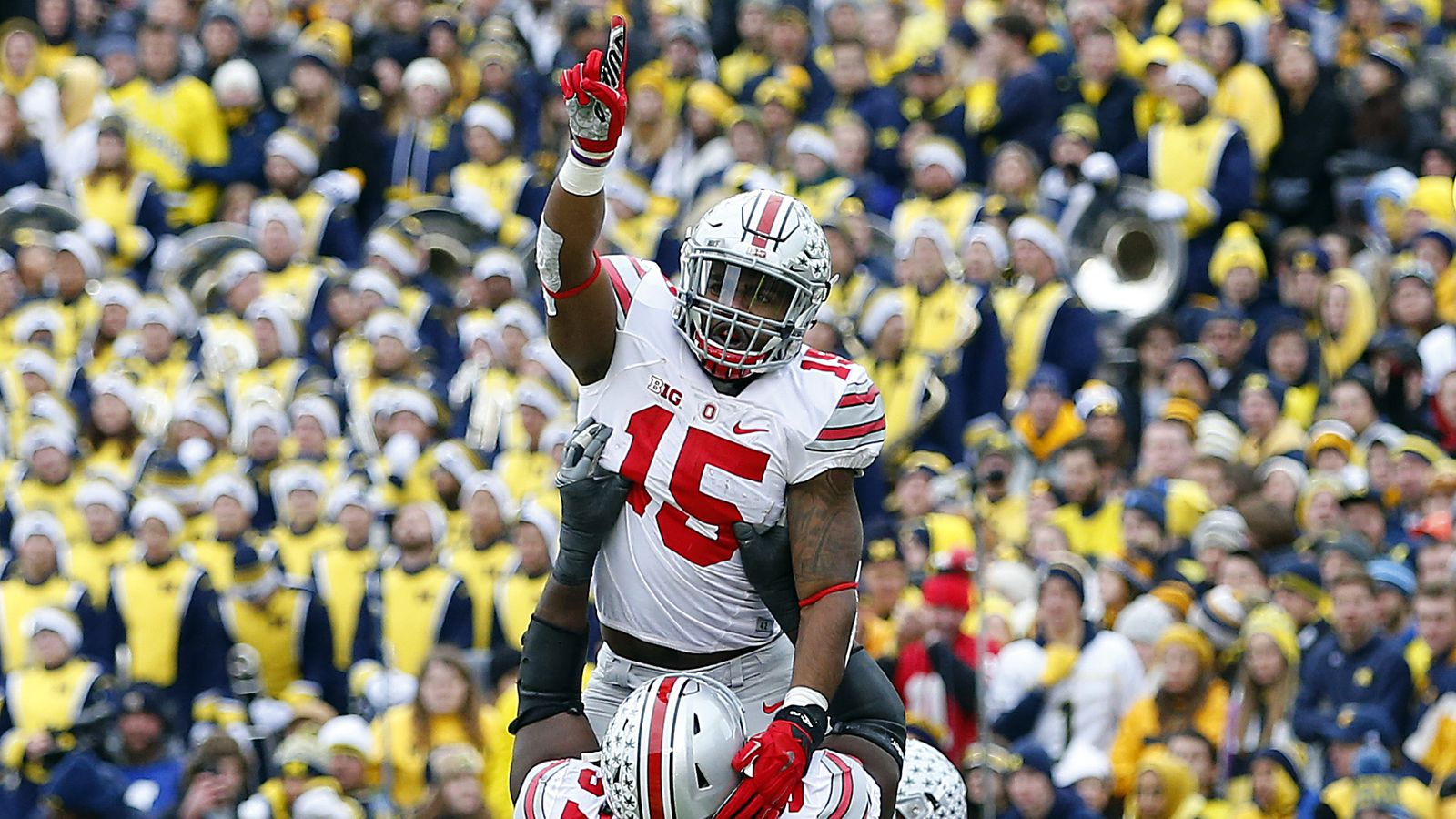 OSU vs Michigan football tickets for Ohio Stadium on Sat Nov 24 2018 Buy and sell Ohio State Buckeyes vs Michigan Wolverines Football tickets at