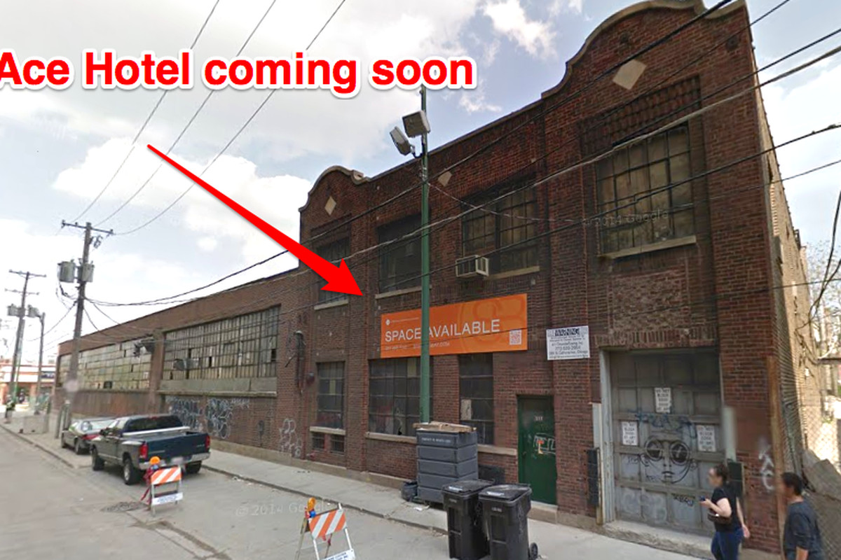 The Ultra Hip Ace Hotel Chain Is Finally Coming To Chicago