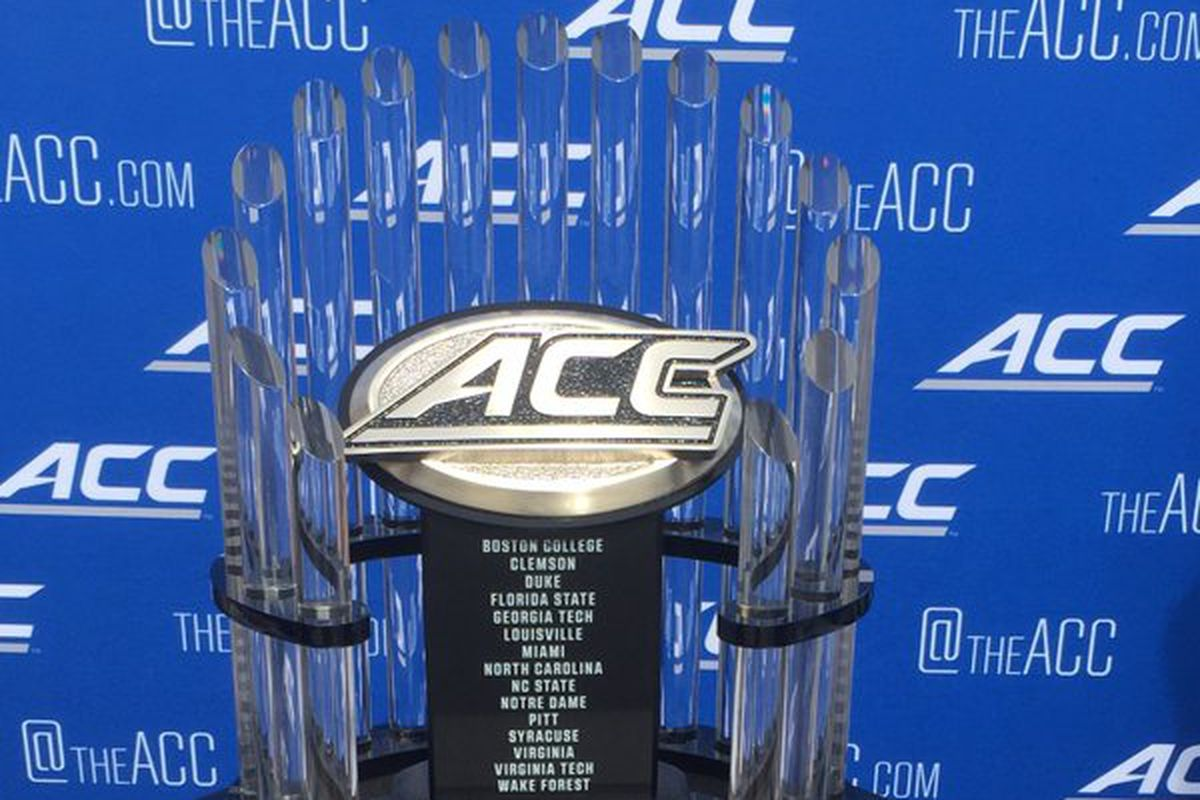 Latest ACC Title Shows Syracuse Climbing Conference
