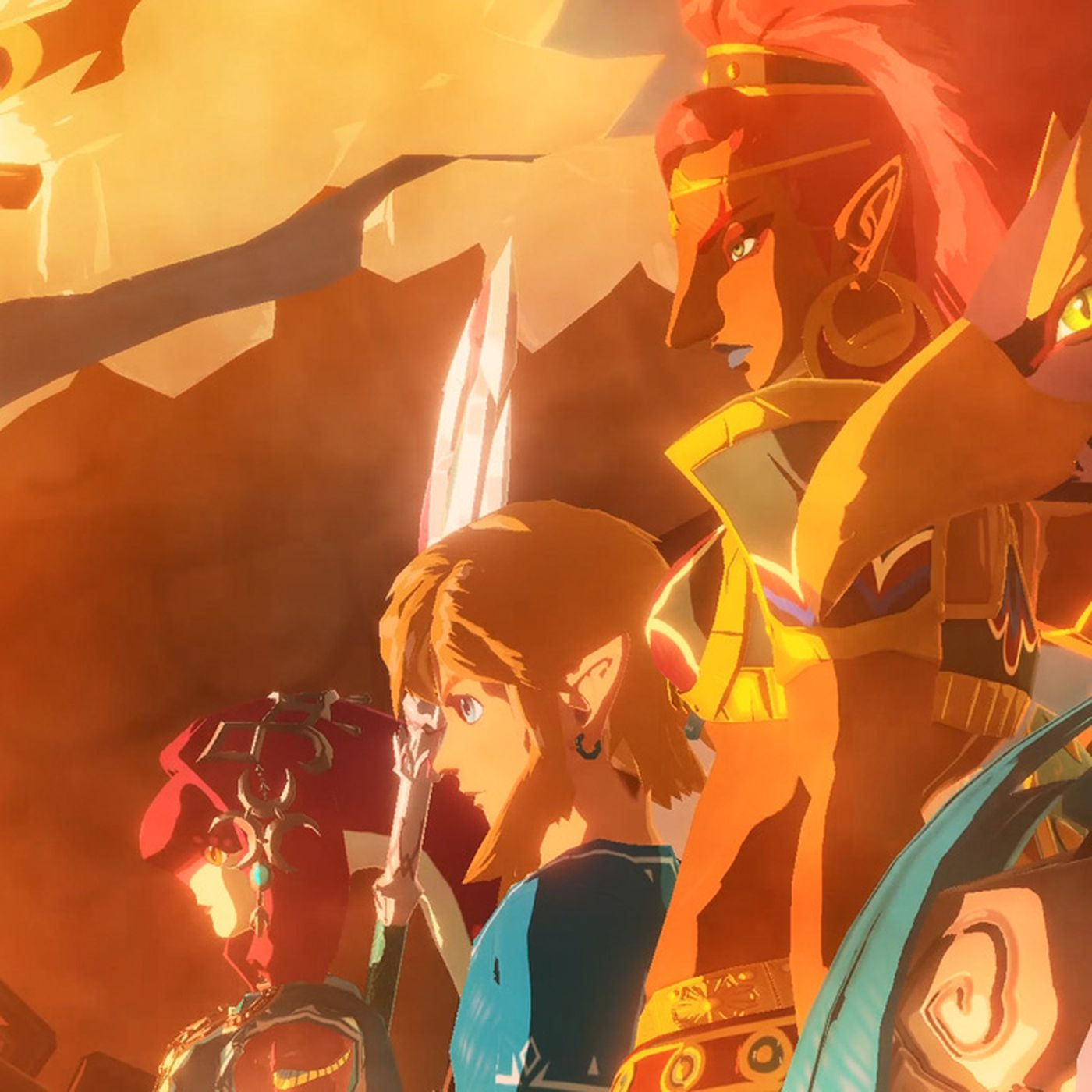 How To Unlock Characters In Hyrule Warriors Age Of Calamity Polygon