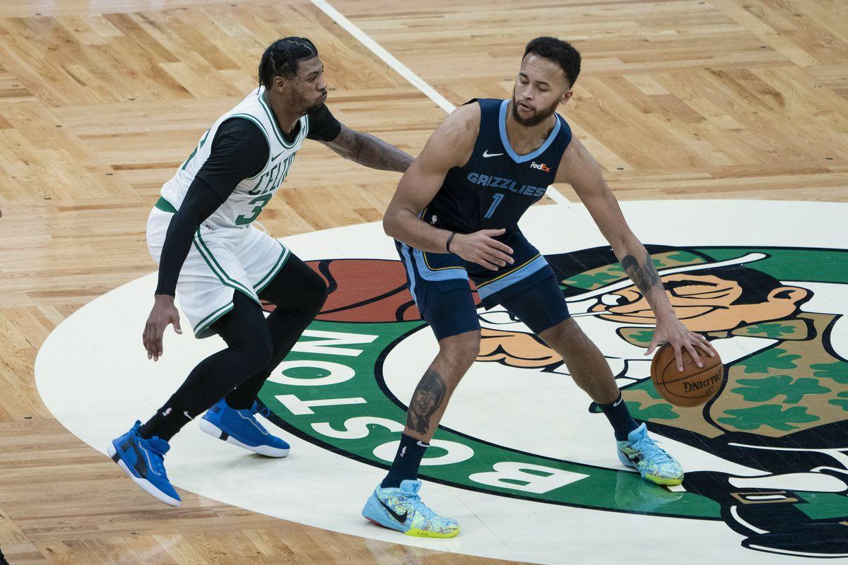 NBA: Memphis Grizzlies at Boston Celtics