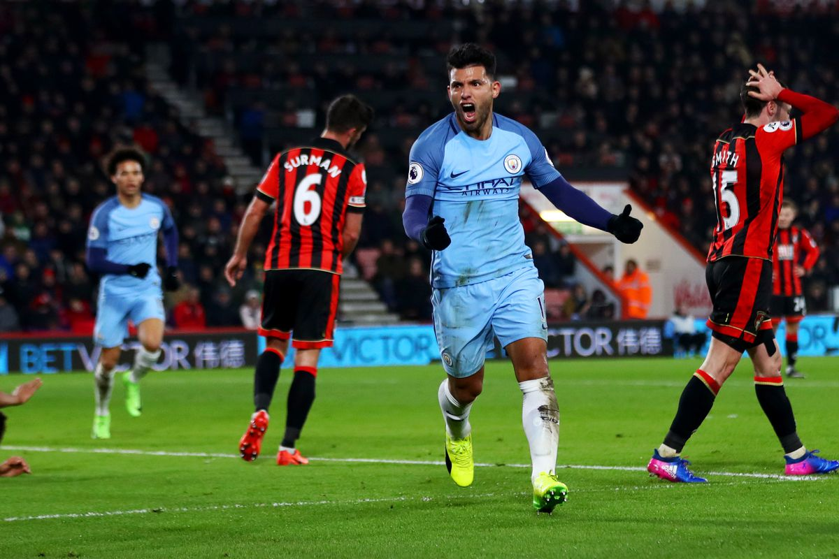 bournemouth vs man city - HD 1200×800