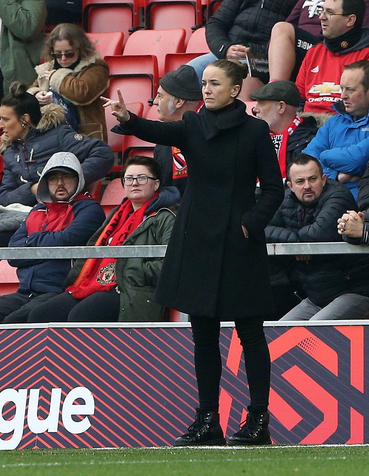 Manchester United v Brighton & Hove Albion - Barclays FA Women's Super League