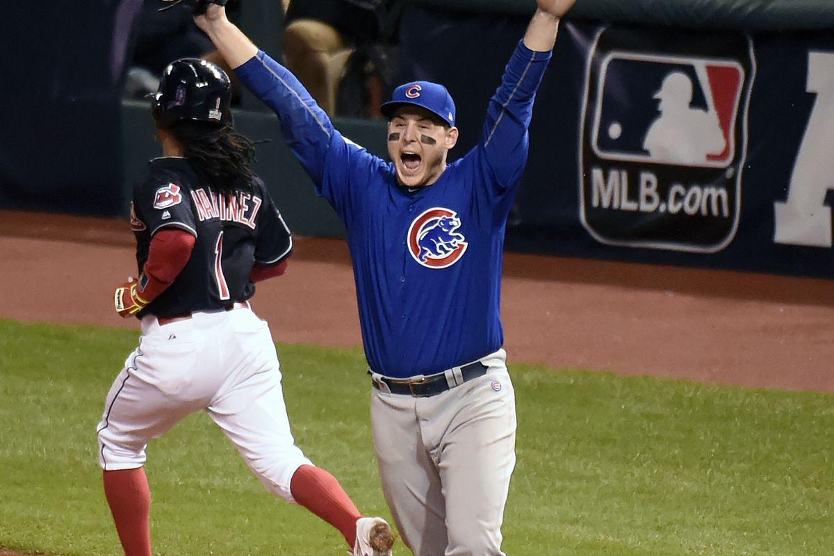 2016 World Series - Chicago Cubs v. Cleveland Indians: Game Seven