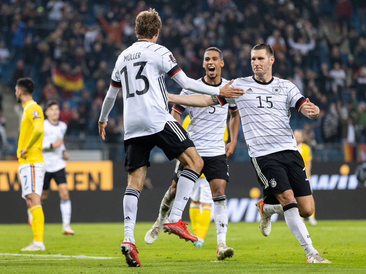 Match awards from Germany's last gasp 20 20 victory over Romania ...