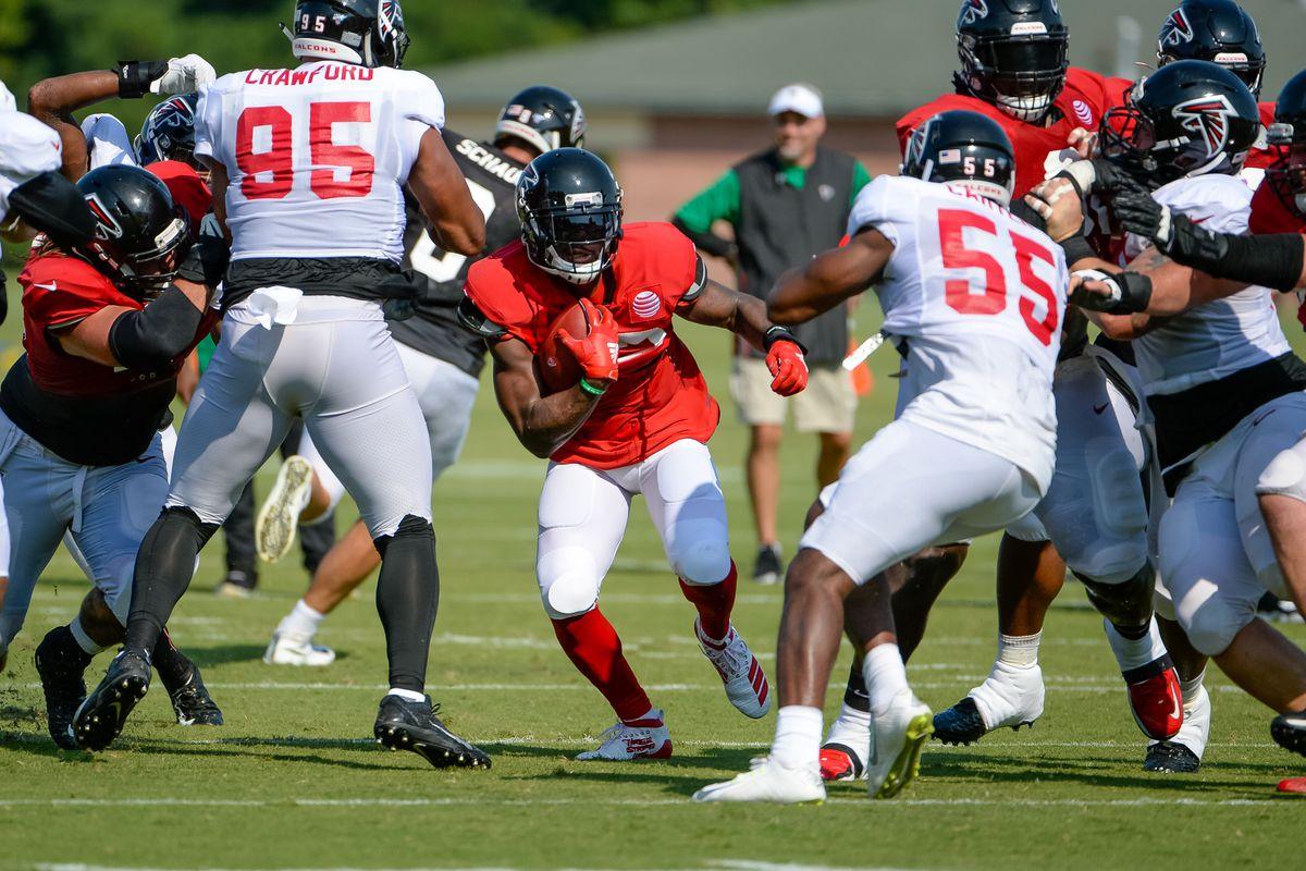 NFL: JUL 27 Falcons Training Camp