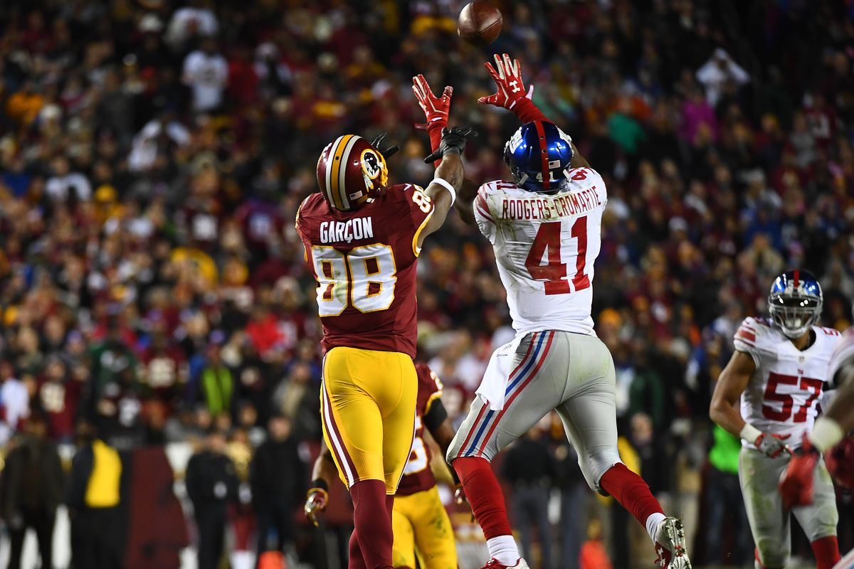 new styles a2a93 abc5b Redskins Free Agency: Dominique Rodgers-Cromartie to have ...