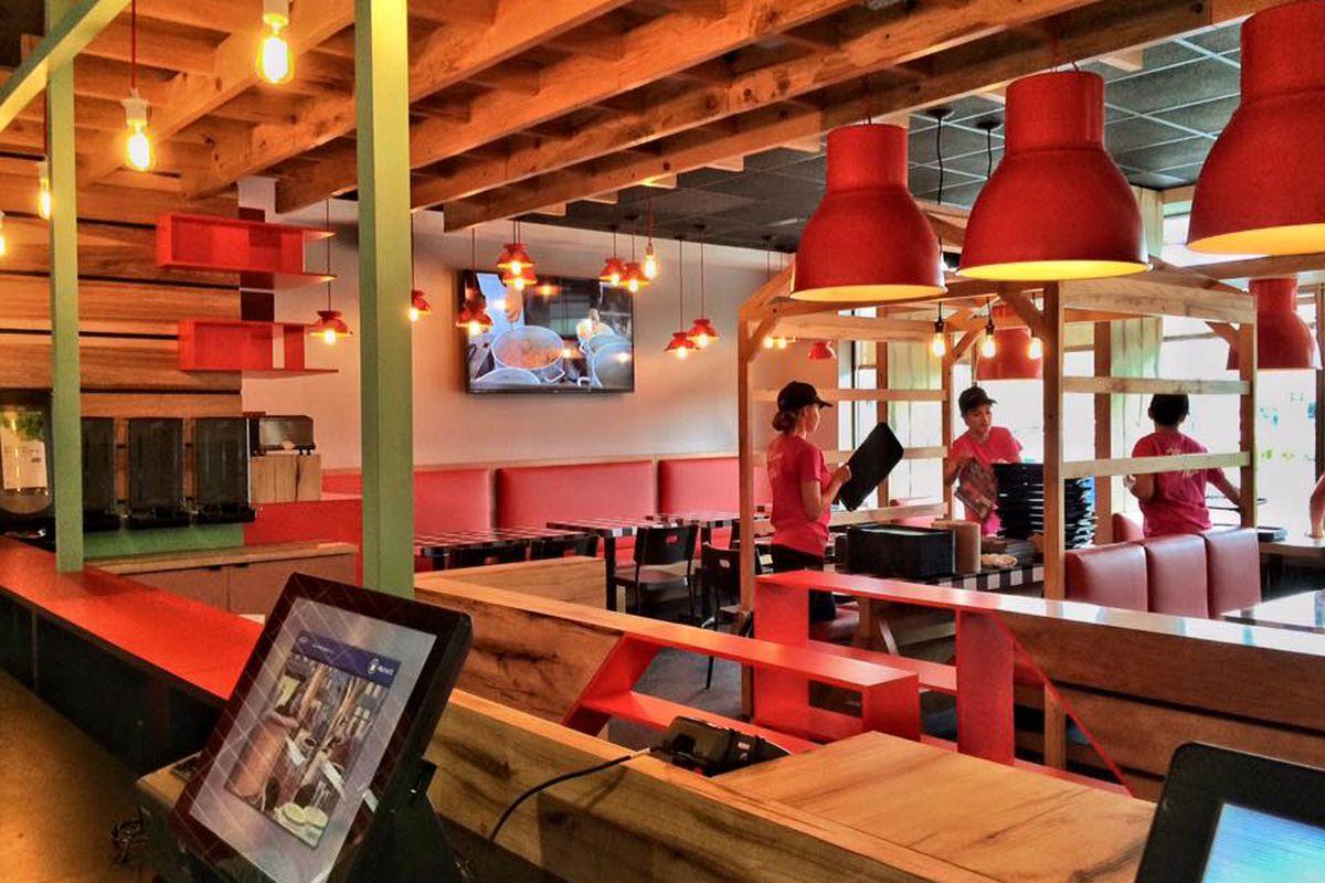 This is Giovanni Apollo's new restaurant