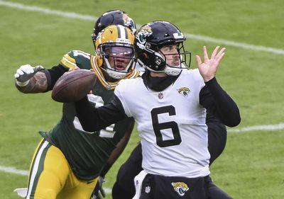 NFL: Jacksonville Jaguars at Green Bay Packers