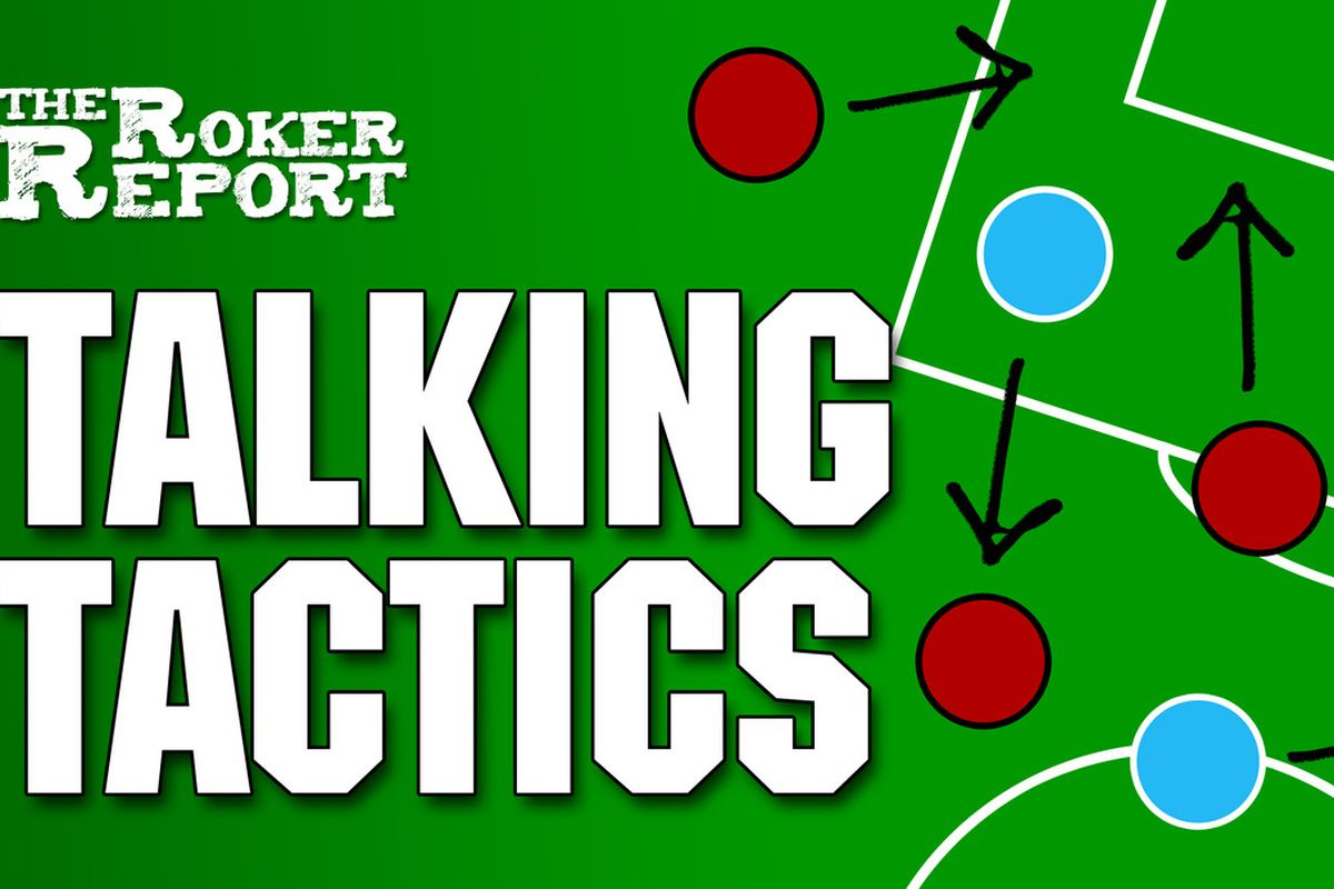 Our tactical eye casts a look at the Bolton Wanderers game this weekend gone.