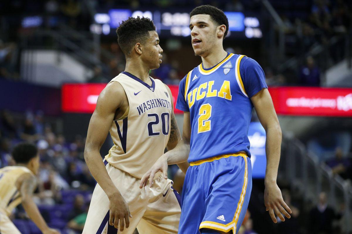 NCAA Basketball: UCLA at Washington