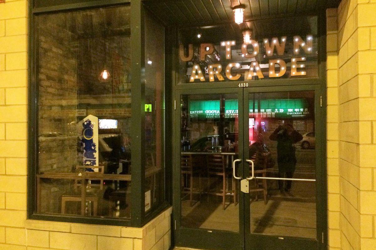 Uptown Arcade Bar
