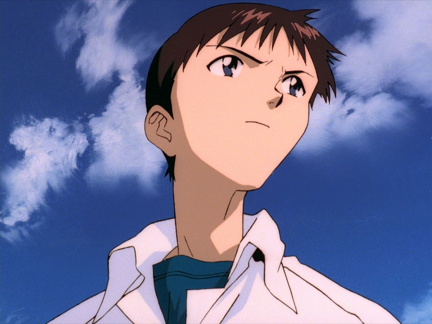 Why Evangelion bootlegs were the only way to watch before Netflix