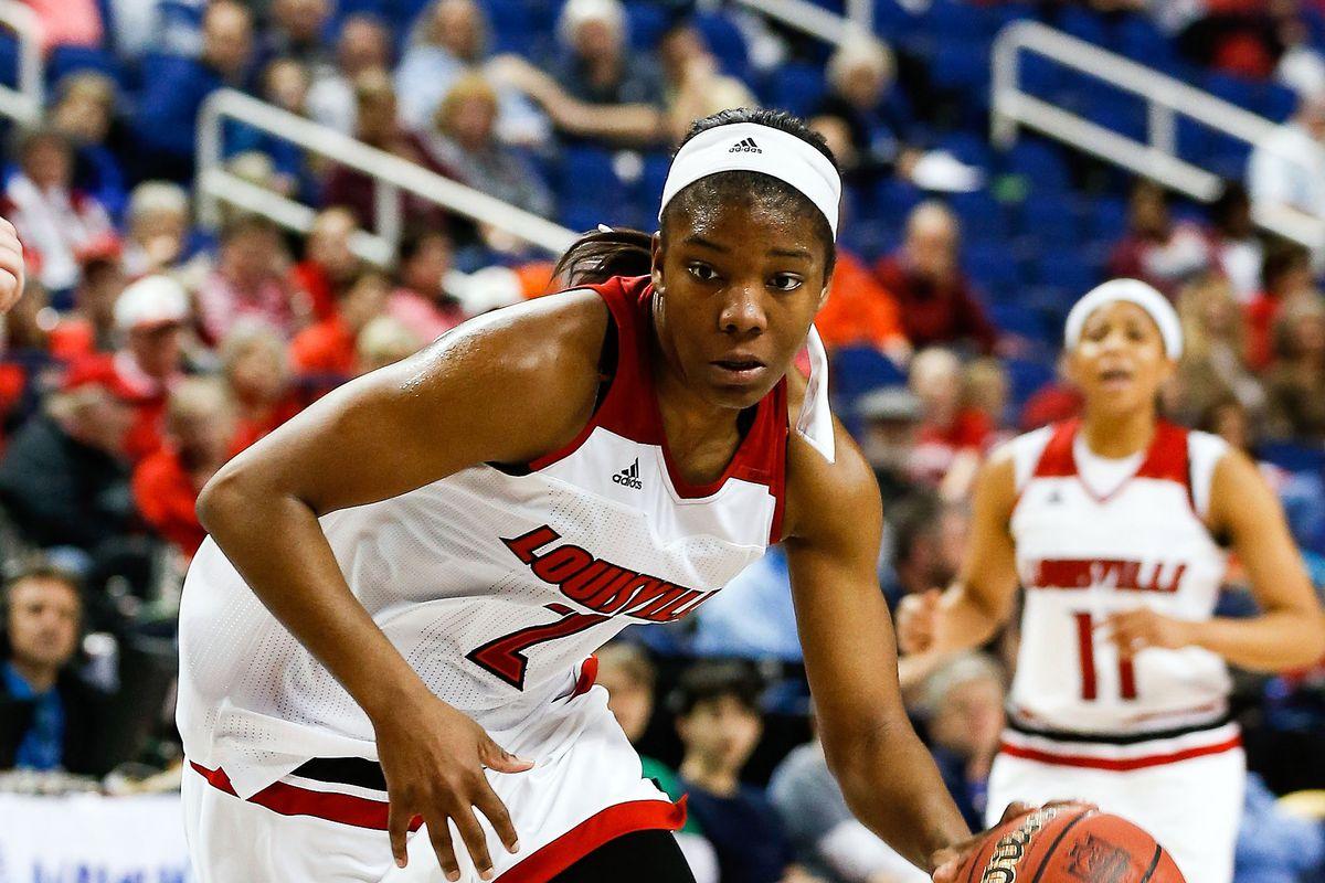 NCAA Womens Basketball: ACC Conference Tournament-Louisville vs Georgia Tech