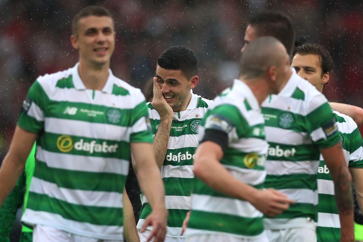 Celtic v Aberdeen - William Hill Scottish Cup Final