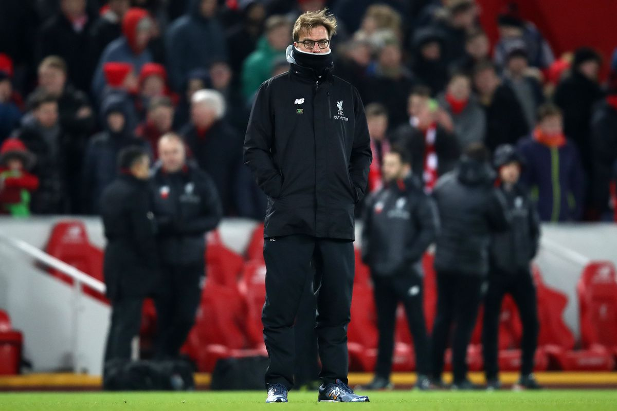 Liverpool suffer new injury blow for Southampton clash