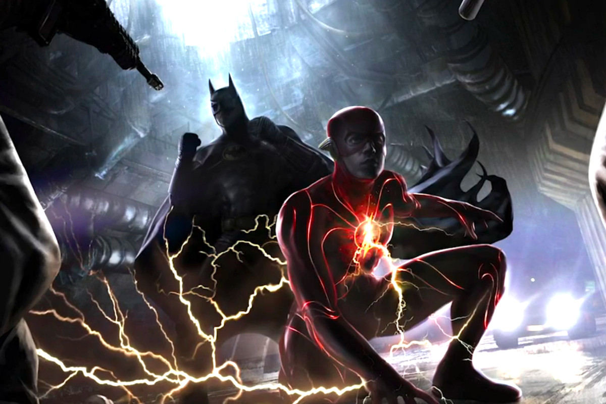 First Flash movie concept art teases Batman's Flashpoint crossover - Polygon