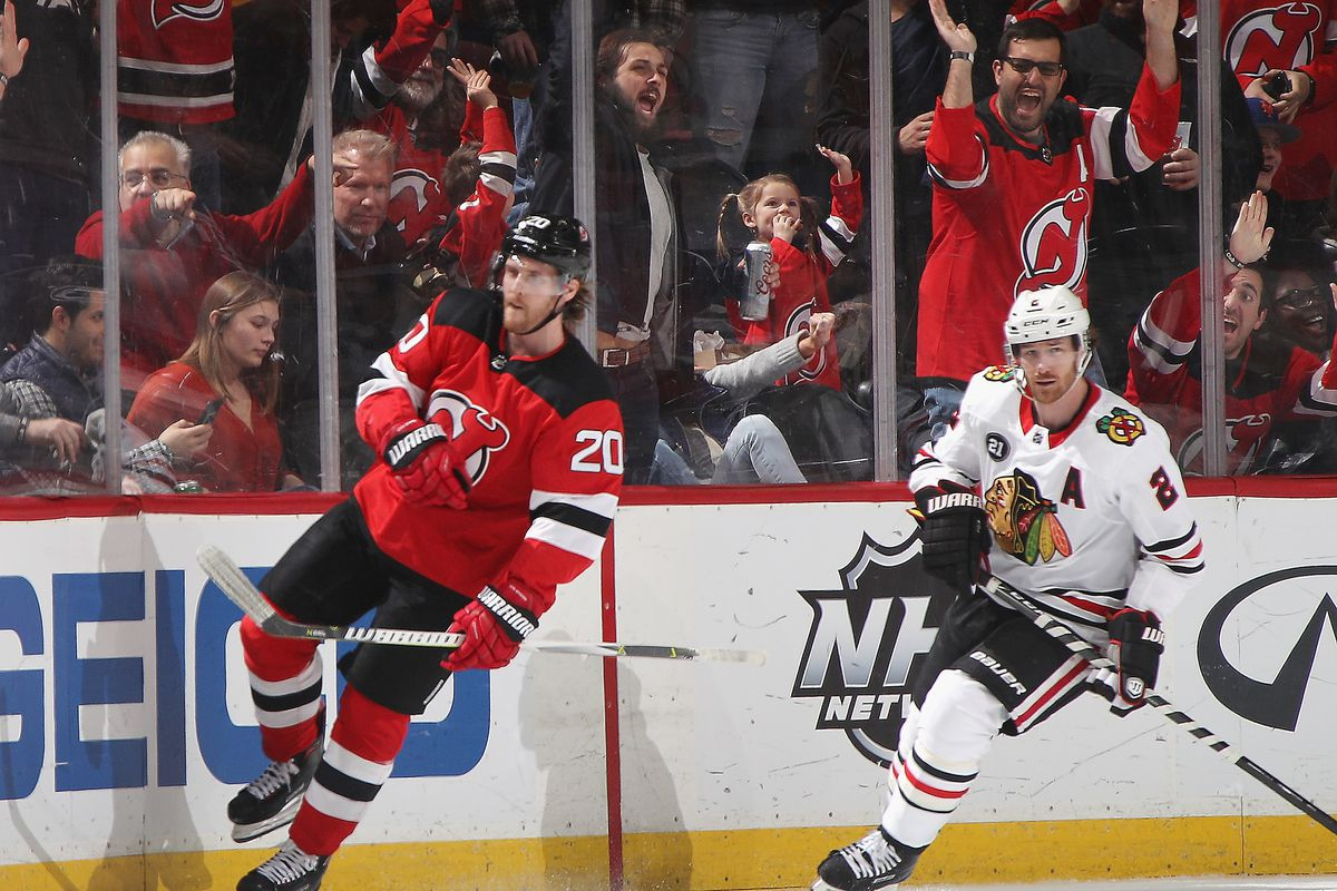 The AAtJ New Jersey Devils Month in Review of January 2019 - All About The  Jersey dd03f2461