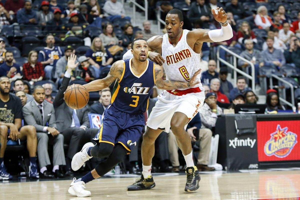 NBA: Utah Jazz at Atlanta Hawks