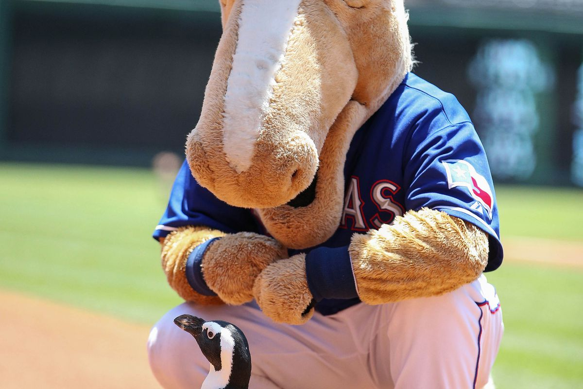 I've been cheering so much lately, I'm a little hoarse.