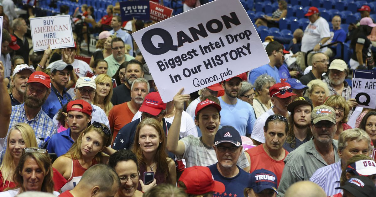 Why QAnon, the conspiracy theory around Mueller, isn't over - Vox