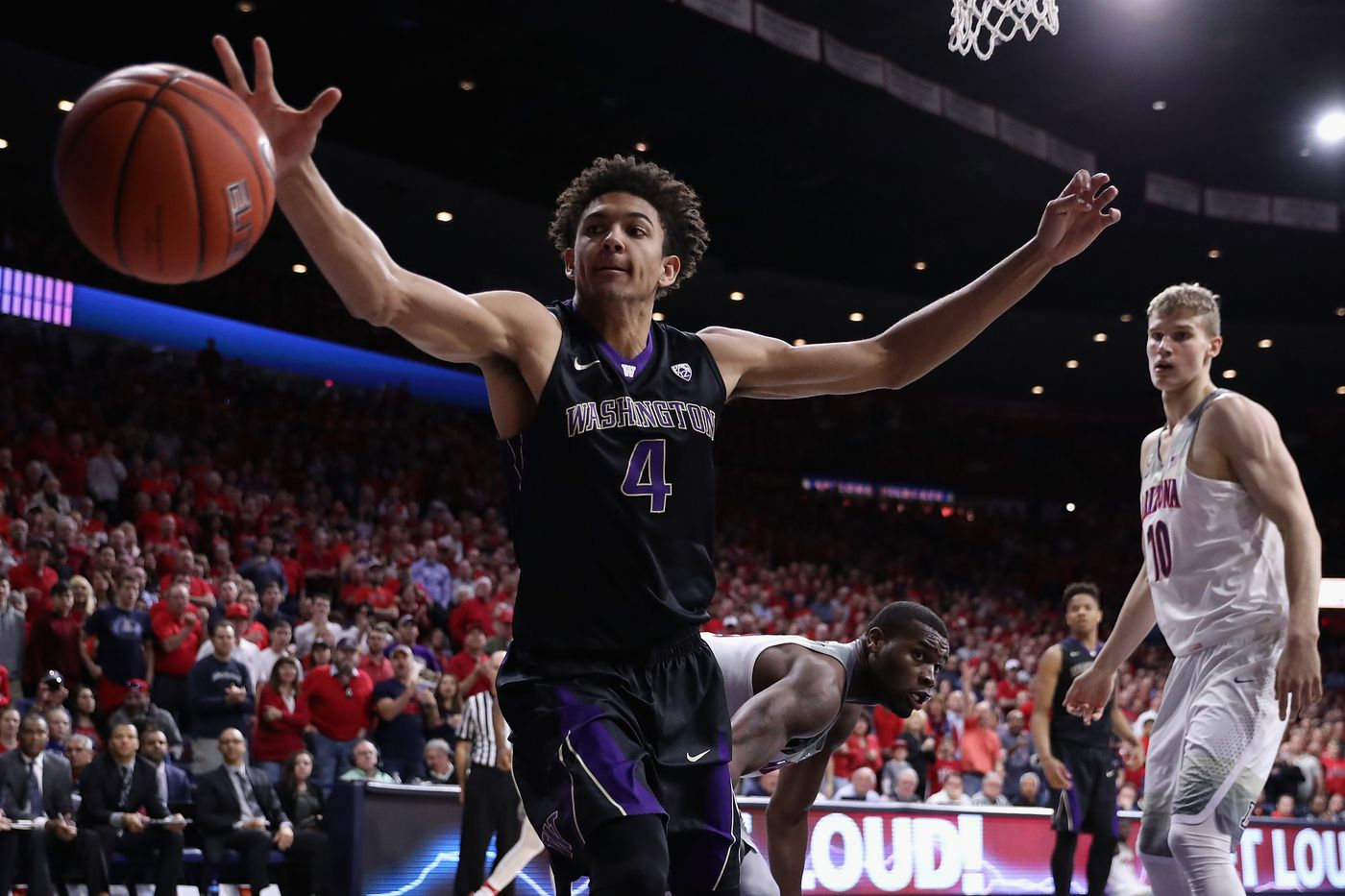 ac1e8f8f0c1 2019 NBA Draft: 5 defenders the Cavs should consider with the No. 26  overall pick - Fear The Sword