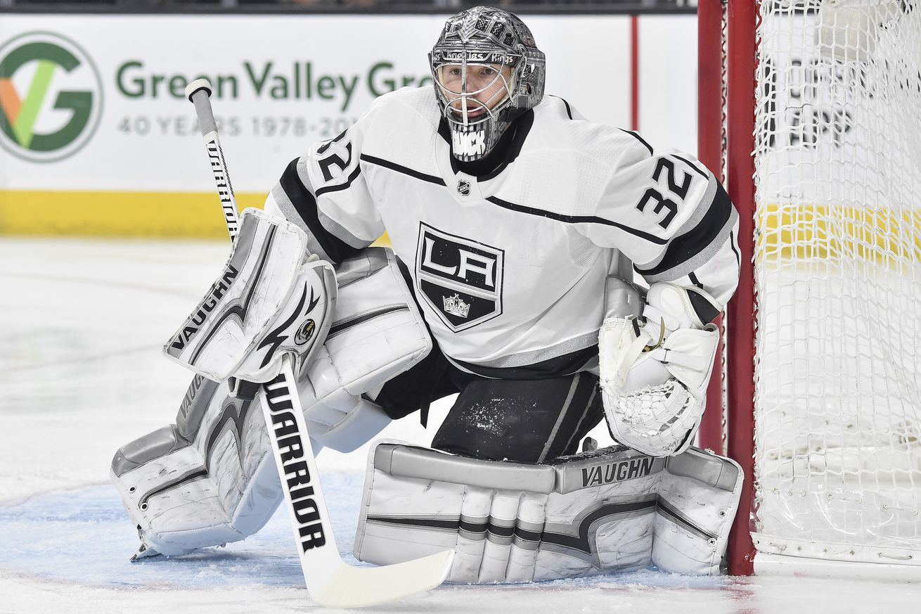 The Puck Stopped Here: Top Six Goalies in Kings History