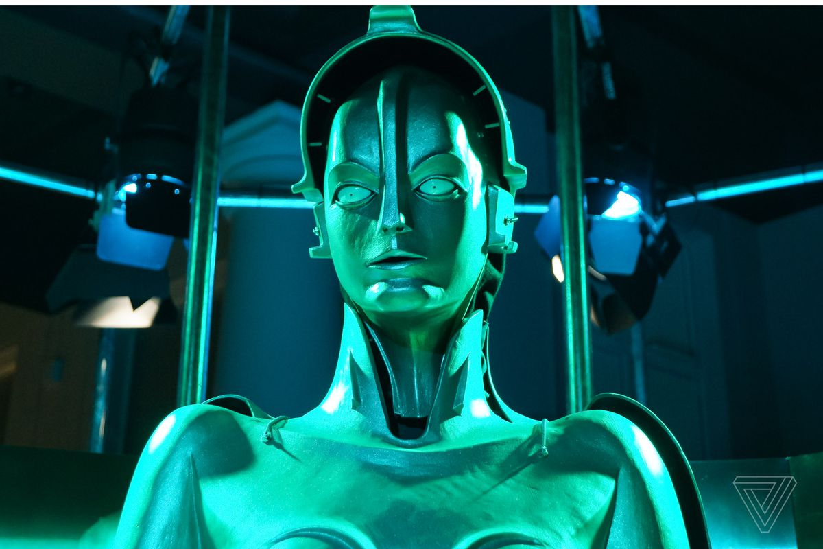 Robots in pictures: London Science Museum