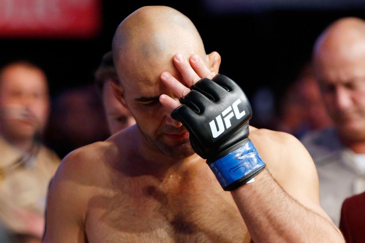 UFC 202: Johnson v Teixeira