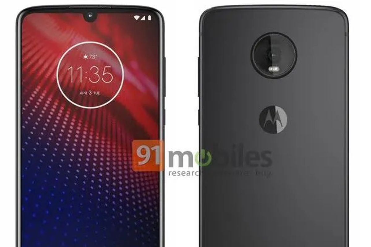 New Moto Mods 2020 Moto Mods aren't dead yet, if this Moto Z4 leak is to be believed