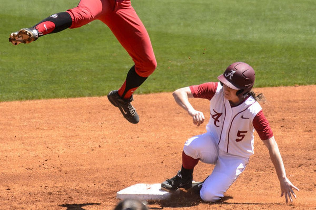 Alabama took two of three from the eighth-ranked Georgia Bulldogs to establish themselves as an SEC power once again.