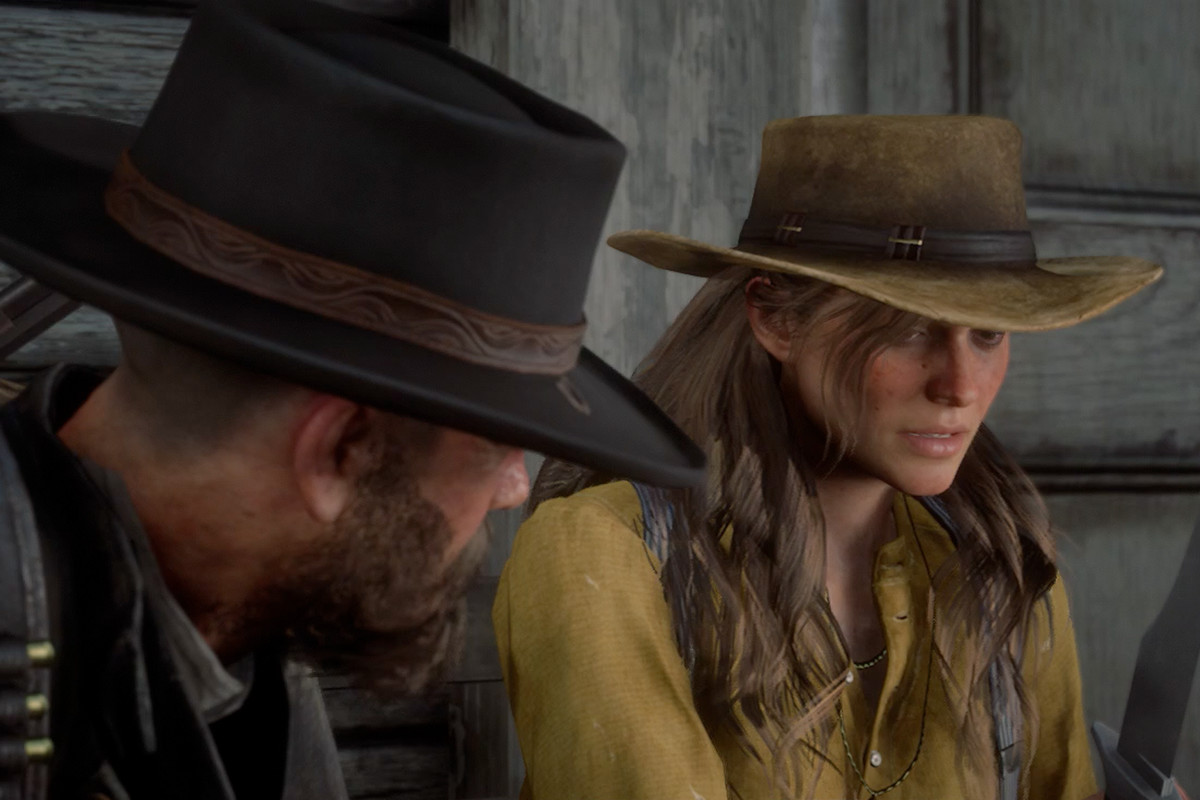 Red Dead Redemption 2 guide to finding a harmonica for Sadie