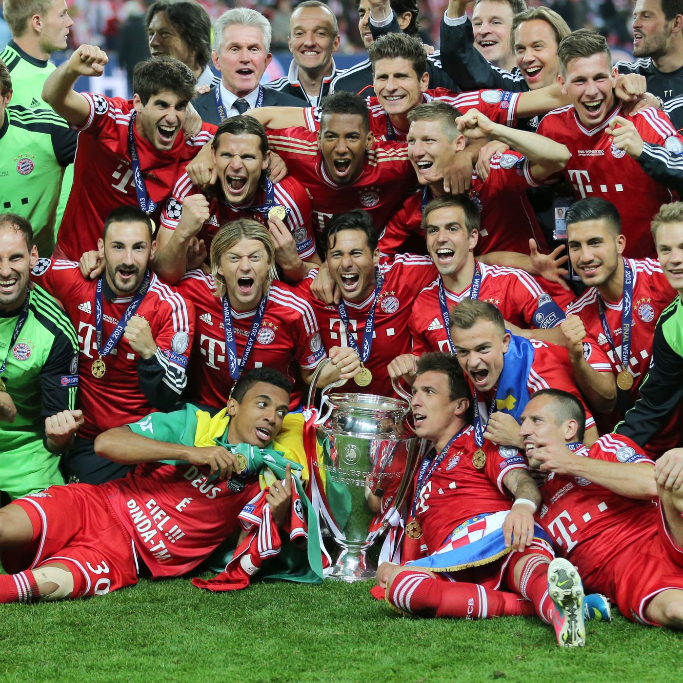 Bayern Munich Has The 2nd Best Odds To Win The Champions League Bavarian Football Works