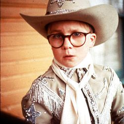 """Peter Billingsley as Ralphie Parker in """"A Christmas Story."""""""