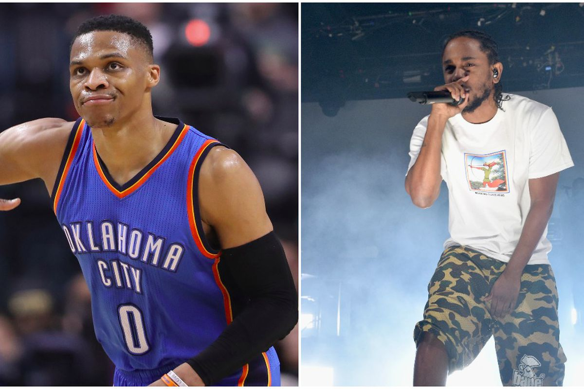 Kendrick Lamar made Russell Westbrook NBA MVP by referencing him in his new  song f5645b87f