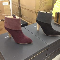 Highline booties, $85