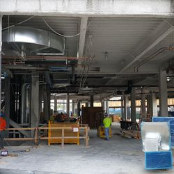 Another look at the first floor of the plaza building -