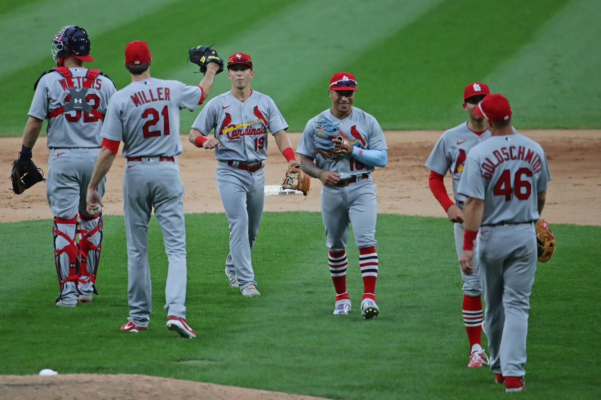 St Louis Cardinals v Chicago White Sox - Game Two